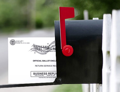 WHAT YOU NEED TO KNOW ABOUT VOTE BY MAIL